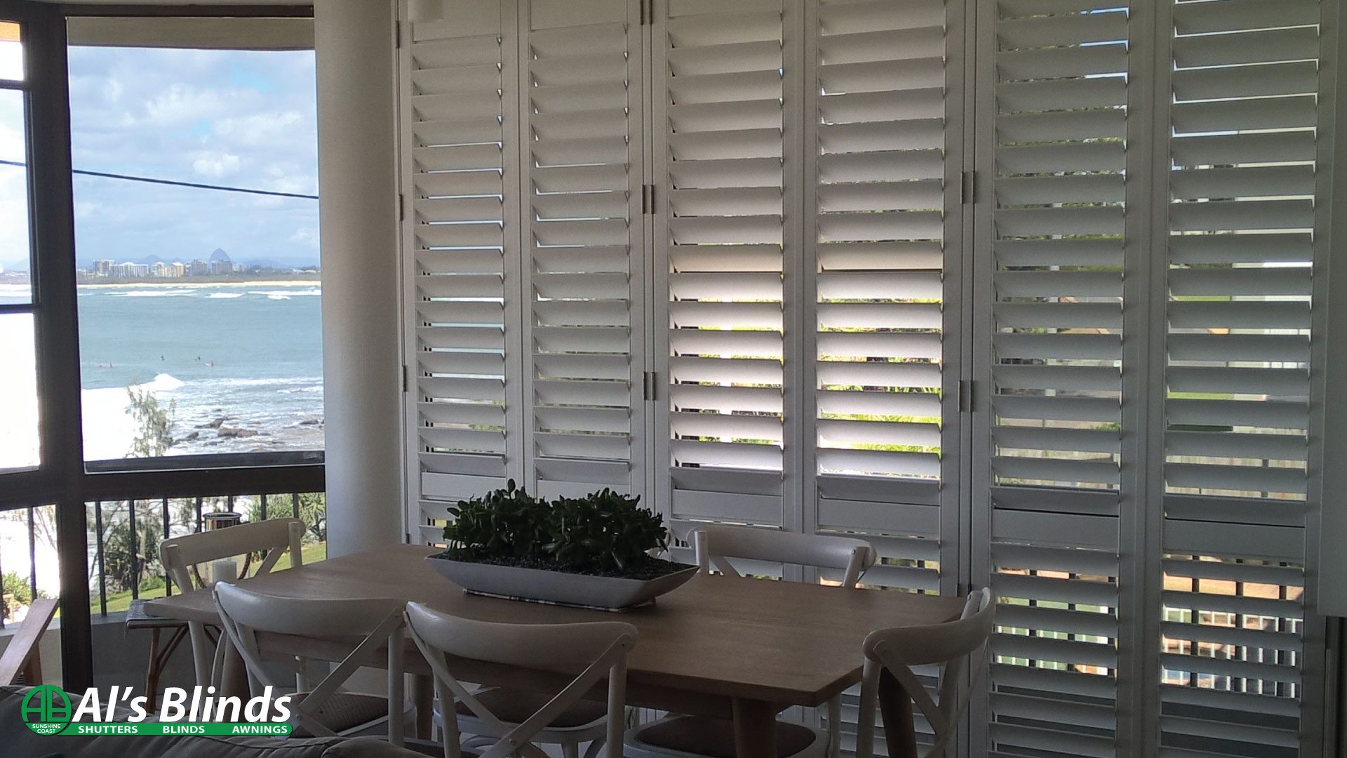 Attractive Plantation Shutters
