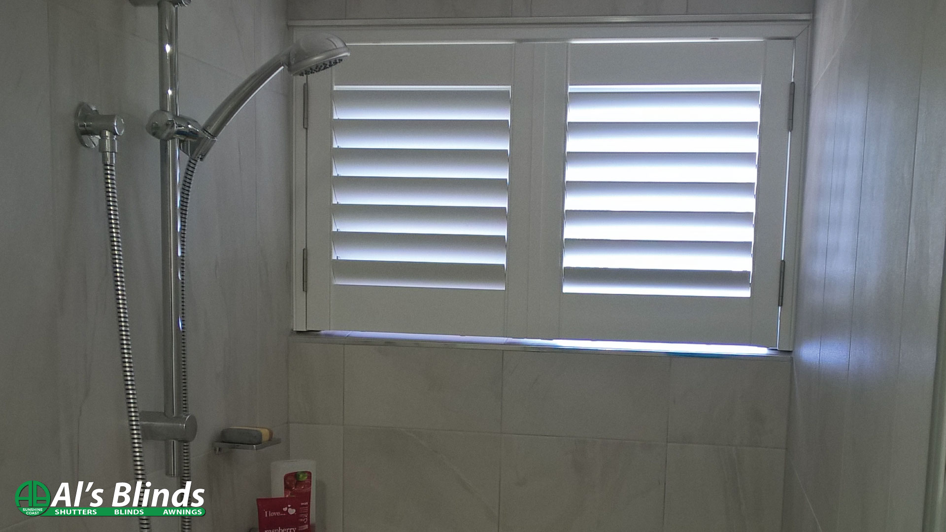 Plantation Shutters great for Privacy