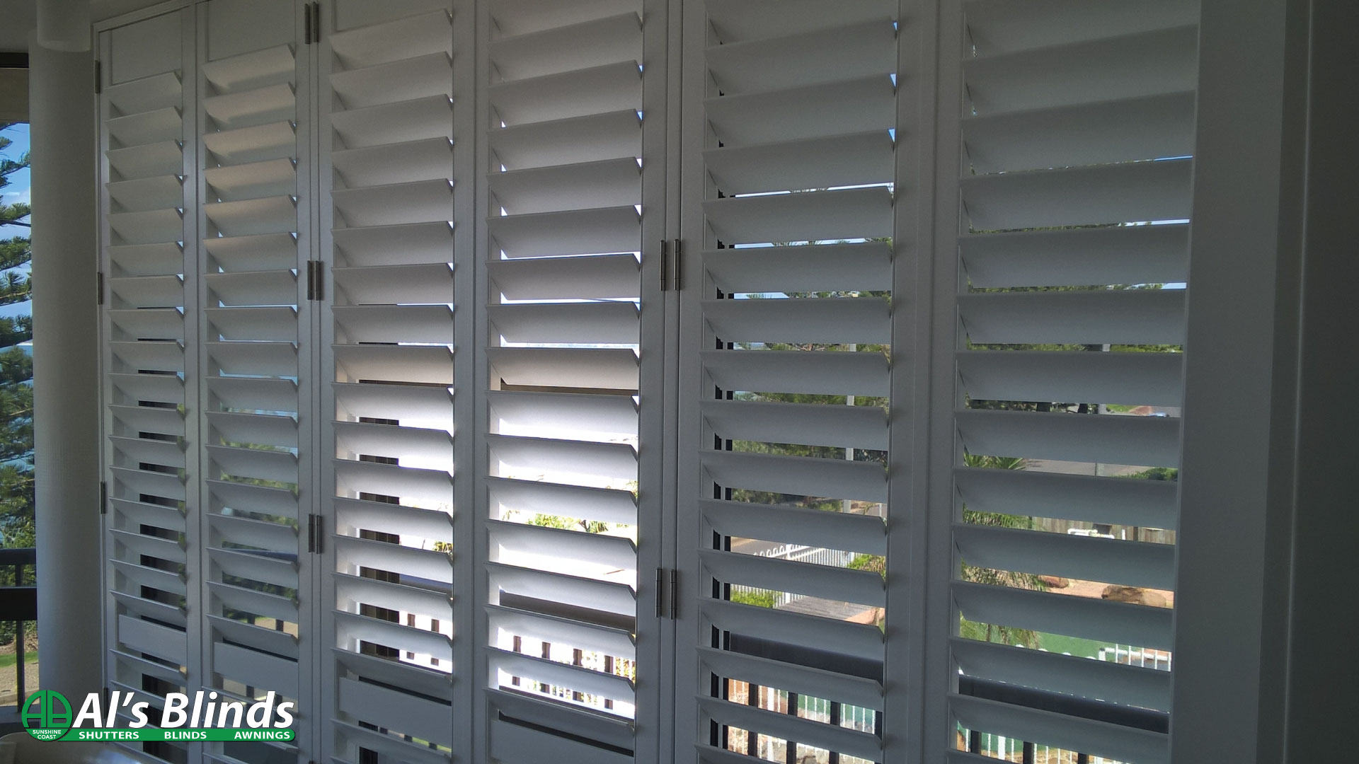 Stylish Plantation Shutters