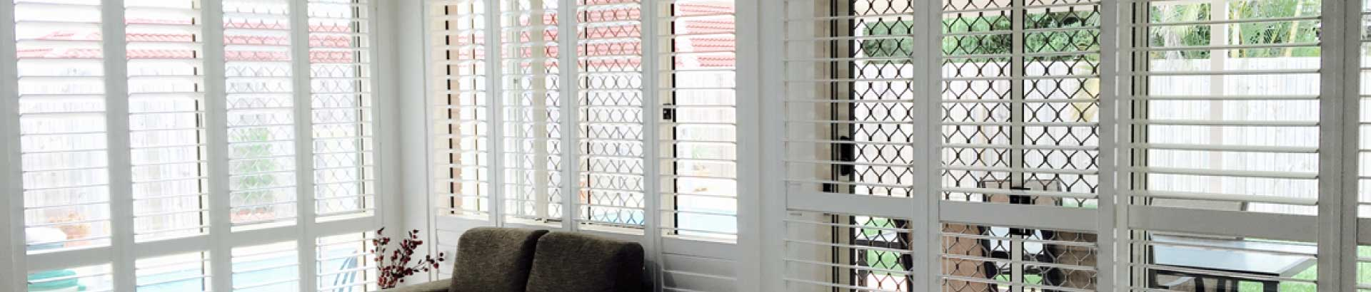 Al's Blinds brings Australian made Polyshield Shutters to the Sunshine Coast
