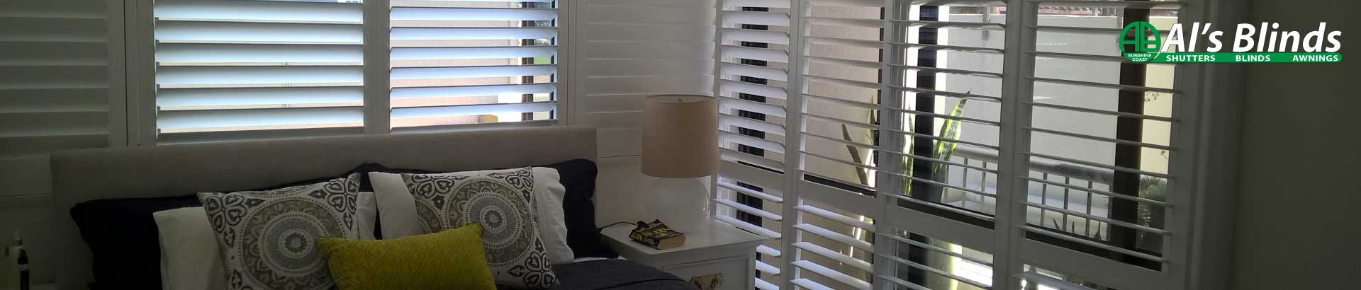 Plantation Shutters from Al's Blinds alternate window coverings image