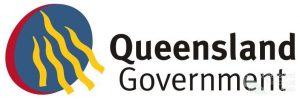 Qld Government blind regulations government logo