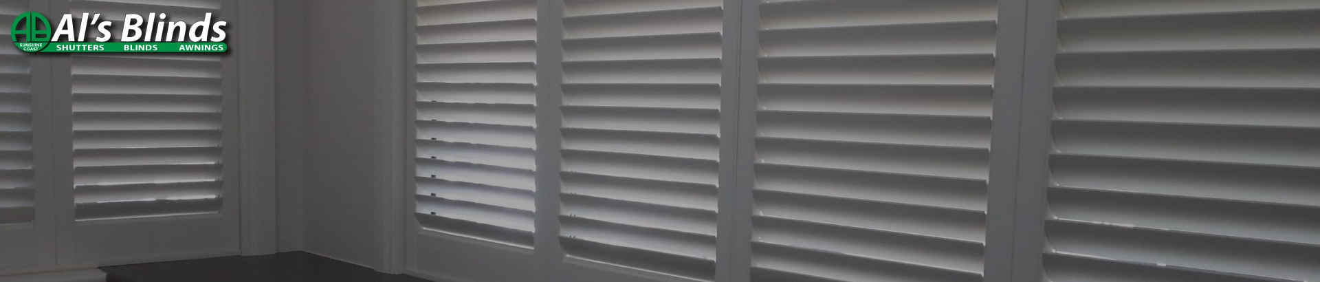 Stylish Shutters on the Sunshine Coast from Al's Blinds feature image